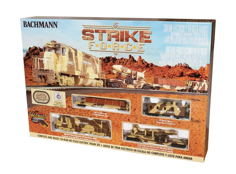 Strike Force (HO Scale)