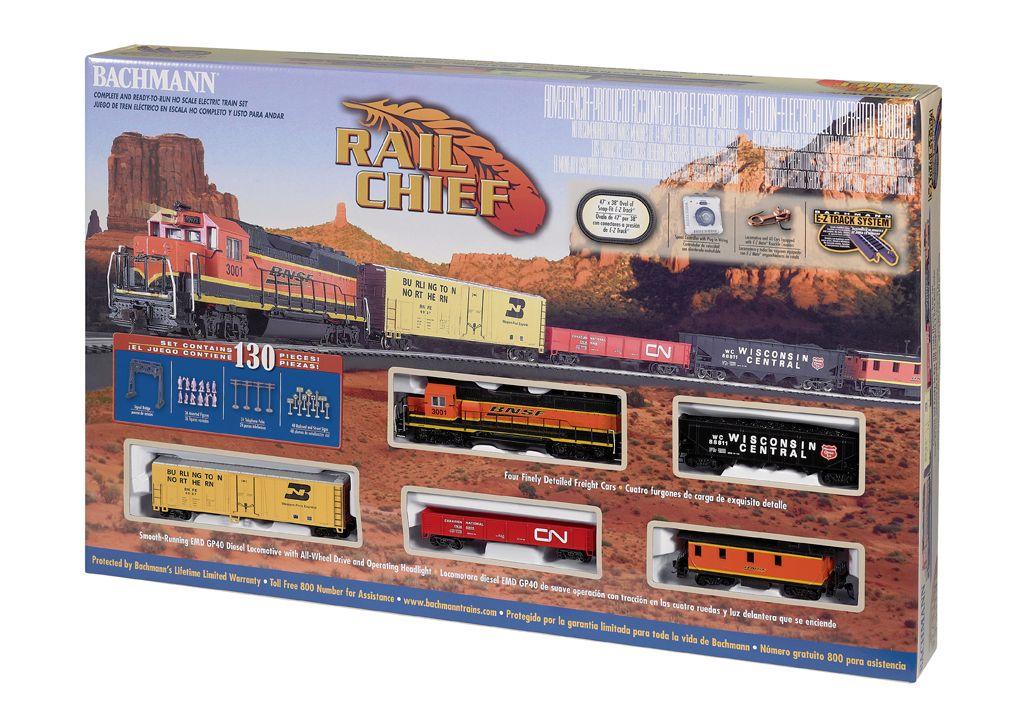Rail Chief (HO Scale)
