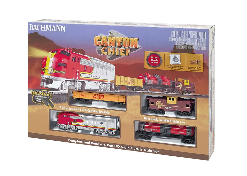 Canyon Chief (HO Scale)