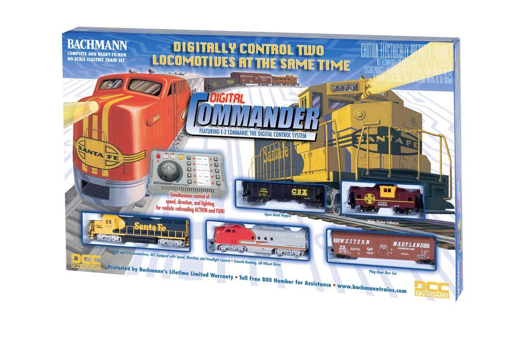 Digital Commander (HO Scale)