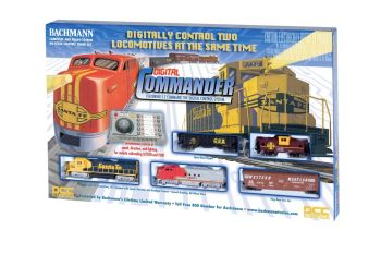 Digital Commander (HO Scale)