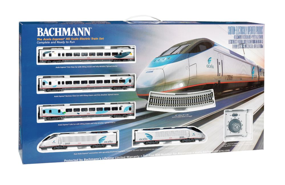 DCC Equipped Train Sets