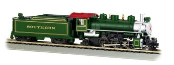 SOU 2-6-2 Prairie Steam Loco  w/Smoke