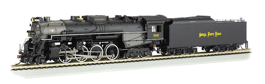 Nickel Plate #765 - Rail Fan Version (HO 2-8-4 Berkshire)