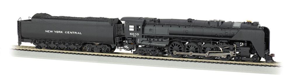 4-8-4 Steam Locomotives