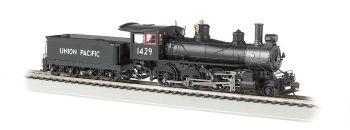Union Pacific #1429 - Baldwin 4-6-0 - DCC Sound Value (HO)