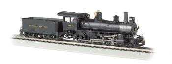 Baltimore & Ohio #1357 - Baldwin 4-6-0 (HO Scale) DCC Ready
