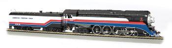 American Freedom Train #4449 - GS4 4-8-4 - DCC SOUND VALUE