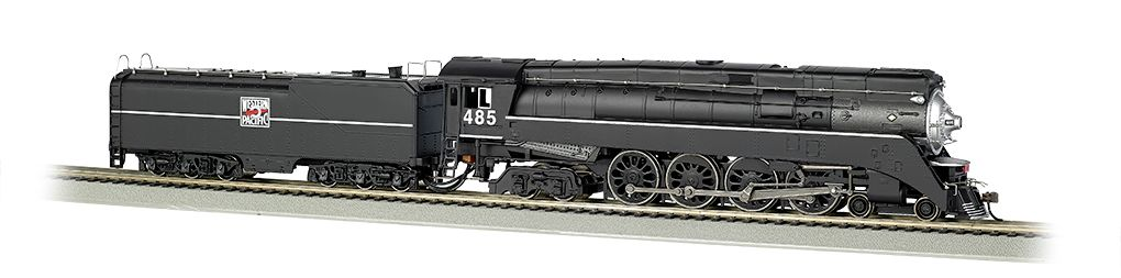 Western Pacific™ #485 - GS64 4-8-4 (HO Scale) DCC