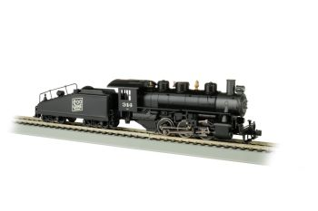 Soo Line #344 - USRA 0-6-0 w/ Slope tender (HO Scale)