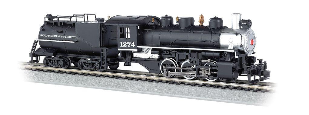 Southern Pacific Lines #1274 - USRA 0-6-0 w/Vandy Tender (HO)