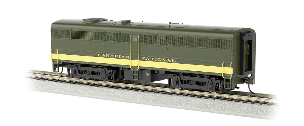 Canadian National - ALCO FB-2 - DCC Sound Value (HO Scale)