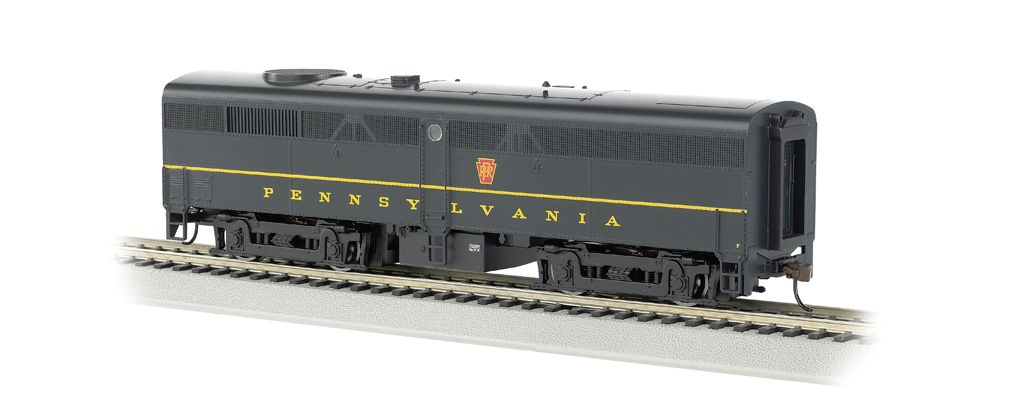 PRR (Single Stripe Keystone) - ALCO FB-2 -DCC Sound Value (HO Scale)
