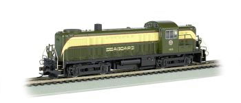 Seaboard #1633 - DCC Sound Value (HO ALCO RS-3)