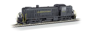 Pennsylvania #8605 - RS-3 - E-Z App Train Control (HO Scale)