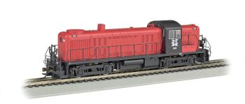 New Haven #543 - RS-3 - E-Z App Train Control (HO Scale)