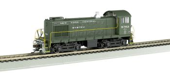 NYC System P & LE #9762 - ALCO S4 - DCC Sound Value (HO Scale)