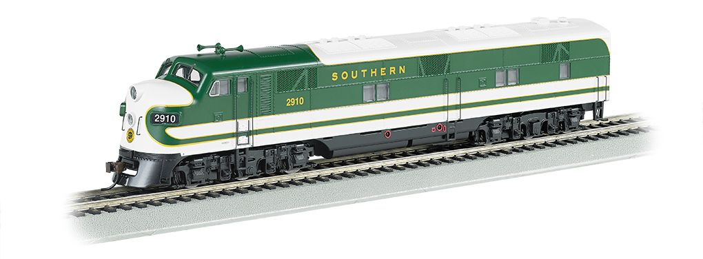 Southern - E7-A DCC Sound Value (HO Scale)
