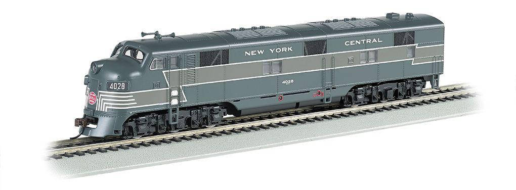 NYC - E7-A DCC Sound Value (HO Scale)