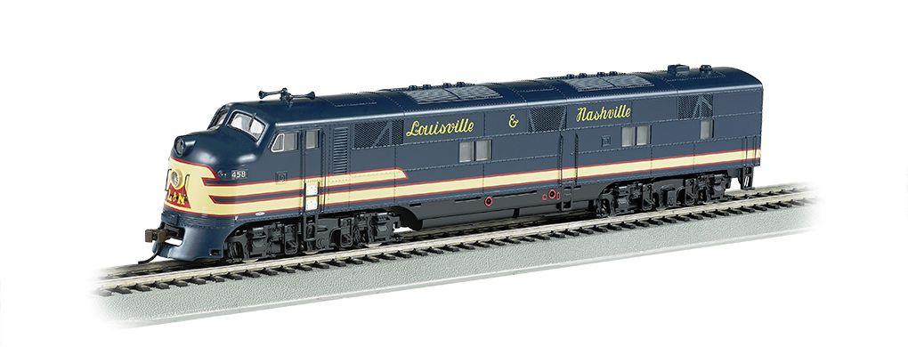 Louisville & Nashville® - E7-A (HO Scale)