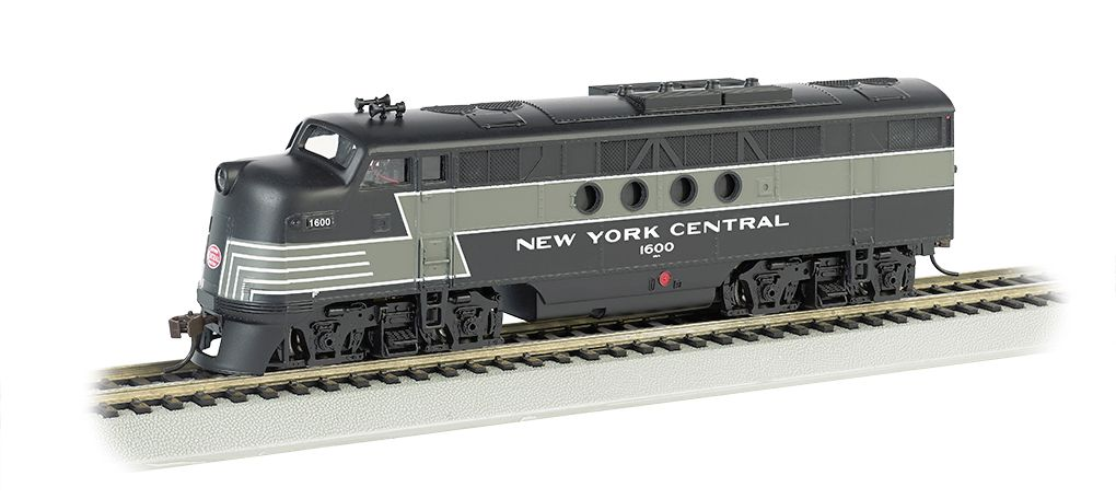New York Central #1600 - FT A-Unit - E-Z App™ Train Control (HO Scale)