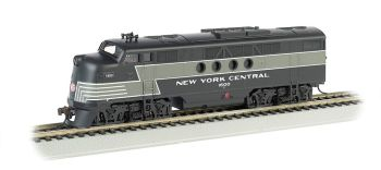 New York Central #1600 - FT A-Unit - E-Z App Train Control (HO Scale)