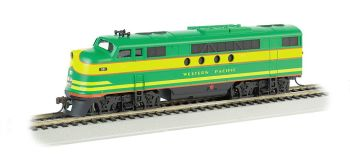 Western Pacific #901 - FT A-Unit - E-Z App Train Control (HO Scale)