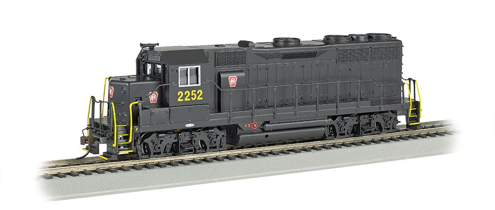 Pennsylvania #2252 - GP35 - E-Z App™ Train Control (HO Scale)