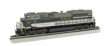 Wabash - NS Heritage - SD70ACe - DCC Sound Value (HO Scale)
