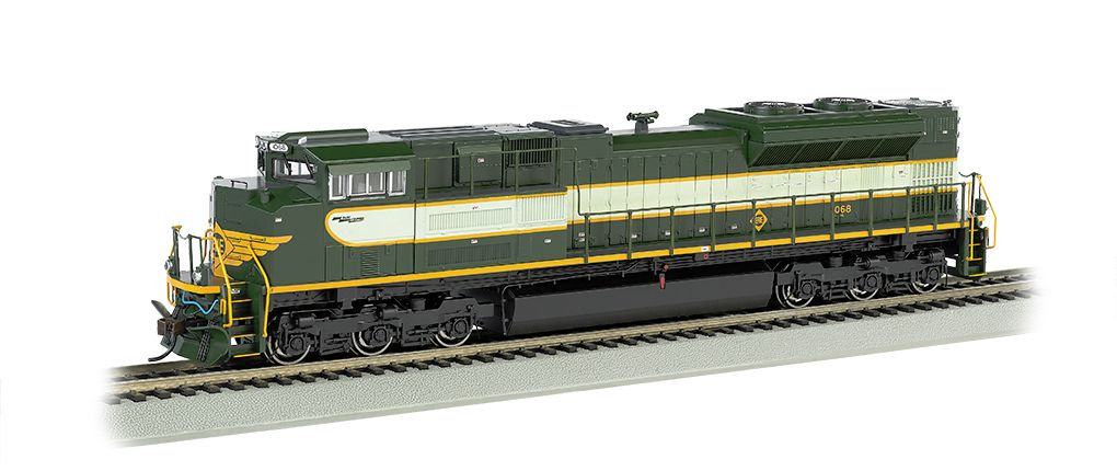 Erie - NS Heritage - SD70ACe - DCC Sound Value (HO Scale)