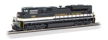 Savannah & Atlanta - NS Heritage - SD70ACe-DCC Sound Value (HO)