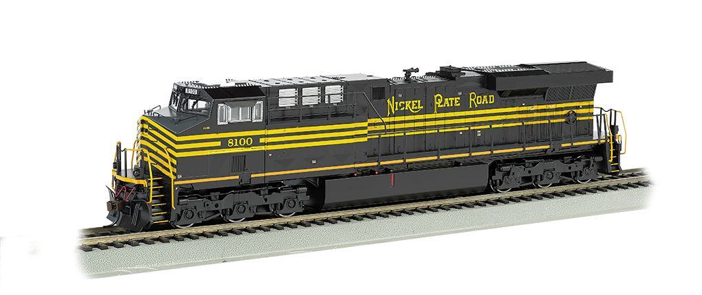 Nickel Plate Road - NS Heritage - GE ES44AC - DCC Sound Value