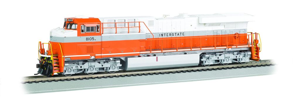 Interstate - NS Heritage - GE ES44AC - DCC Sound Value (HO)