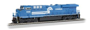 Conrail - NS Heritage - GE ES44AC - DCC Sound Value (HO Scale)
