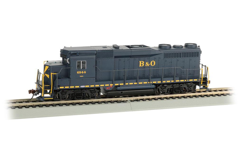B&O® #6944 (Sunburst) - GP30 -DCC Sound Value (HO Scale)