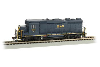 B&O #6944 (Sunburst) - GP30 -DCC Sound Value (HO Scale)