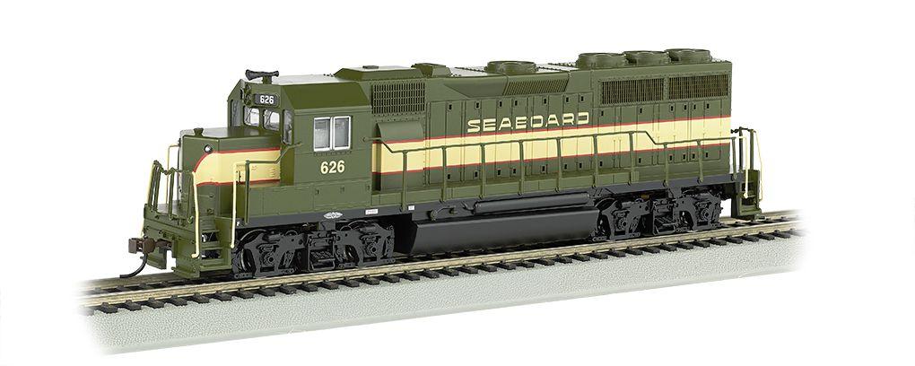 Seaboard® #626 - GP40 - DCC (HO Scale)