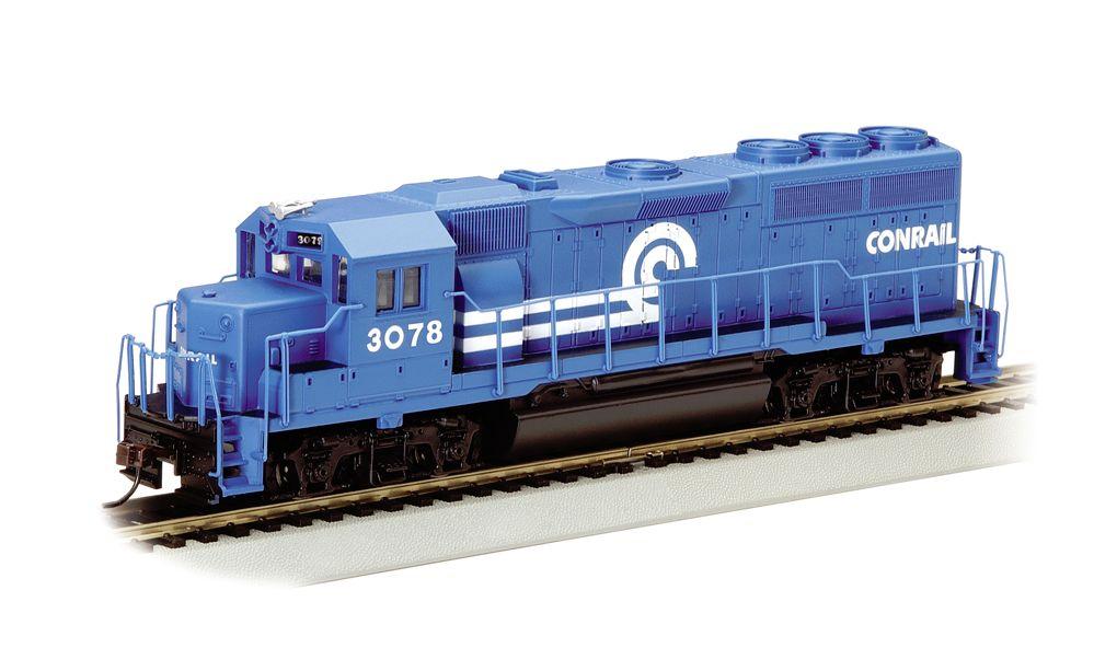 CONRAIL #3078 - GP40