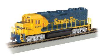 Santa Fe #2964 - GP40 (HO Scale)
