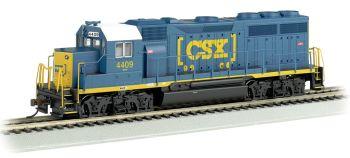 CSX #4409 (Dark Future) - GP40 (HO Scale)