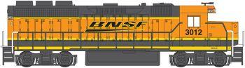 BNSF #3012 - GP40 (HO Scale)