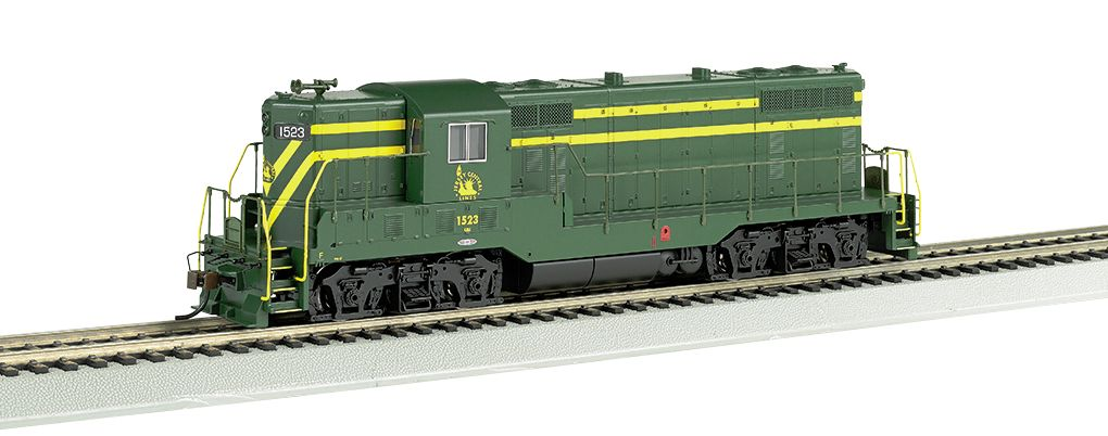 Jersey Central #1523 (w/o dynamic brake)-GP7-DCC Sound Value(HO Scale)