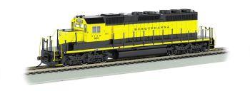 New York, Susquehanna & Western #3018 - SD40-2 - DCC (HO Scale)