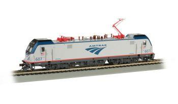 Amtrak #607 - Siemens ACS-64 - DCC Sound (HO Scale)
