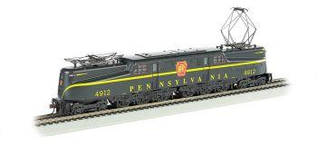 PRR Brunswick Green Single Stripe #4912-DCC Ready GG1 (HO Scale)