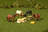 Horses - HO Scale