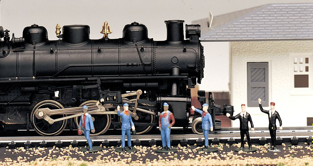 Train Crew (HO Scale)