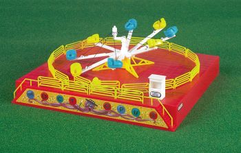 Operating Octopus Carnival Ride Kit (HO Scale)