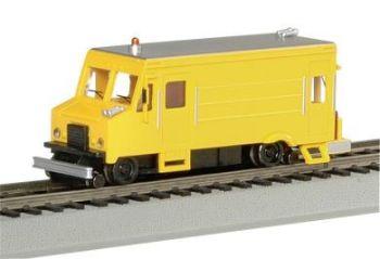 High Railer Rail Detector Step Van (HO Scale)