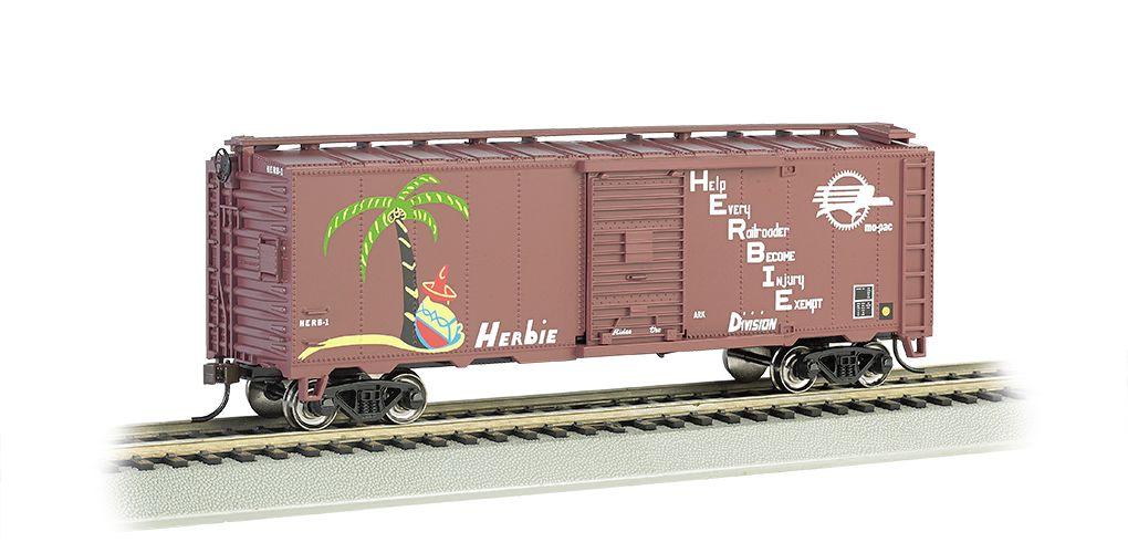 Missouri Pacific™ - HERBIE 40' Box Car (HO Scale)